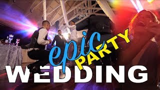 Most Epic Wedding Party | Oakfield Farm