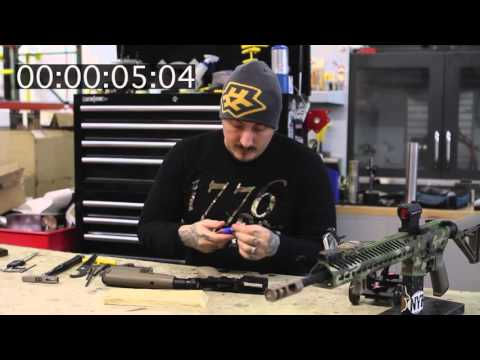 Rifle Builders Anonymous Challenge #1