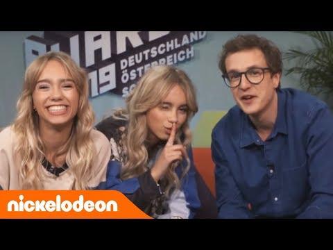 KCA I YouTube Liveshow mit Bars & Melody und Lina I Nickelodeon Deutschland
