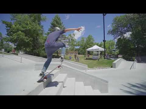 Rosemère - Tournée Technical Skateboards 2018