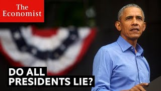 The Economist - The Truth About Lies
