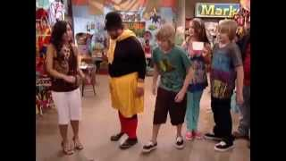 The Suite Life on Deck Bloopers Episode 2