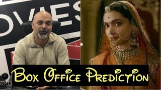 Box Office Predictions | Padmaavat | Deepika | Ranveer | Shahid | #TutejaTalks