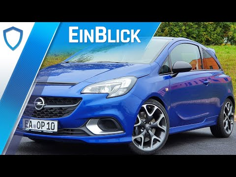 Opel Corsa E OPC (2018) - Das Beste kommt zum Schluss? Der letzte seiner Art!