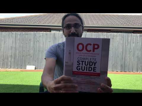 Java 11 Certification Introduction - OCP Complete Study Guide Exam 1Z0-815 1Z0-816 1Z0-817 1Z0-819