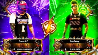BANDIT vs POWER DF BEST OUT OF 7! LEGEND vs LEGEND in NBA 2K20