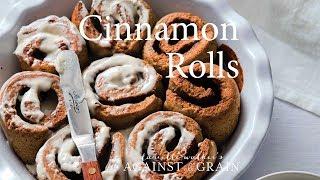 Grain-Free Cinnamon Rolls Recipe | Danielle Walker