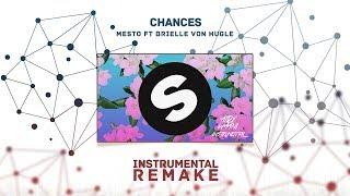 Mesto - Chances Ft. Brielle Von Hugel (Aldy Waani Instrumental Remake)