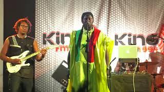 Fête de la Musique avec Didier Awadi & Omar Péne à UCAD