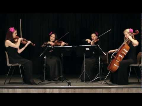 South East String Quartet Video
