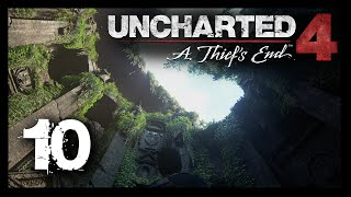 Uncharted 4 #10 - Four Signs