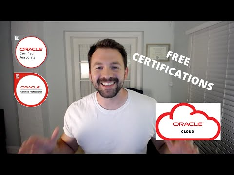 How to take your FREE ORACLE CLOUD EXAM & More - YouTube