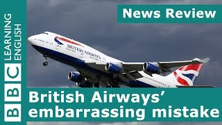 British Airways - passenger chaos due to computer problems