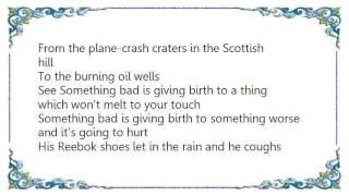 Fatima Mansions - Something Bad Lyrics