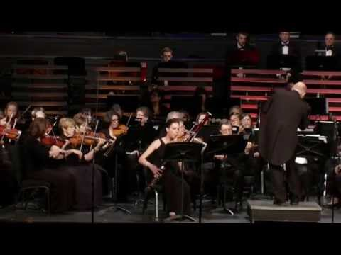Soloist with The Scottsdale Philharmonic. Mozart Bassoon Concerto (movements 2 & 3). Performed April 2015