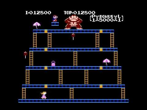 Cool Dad Hacks Donkey Kong So His Daughter Can Play It As Pauline