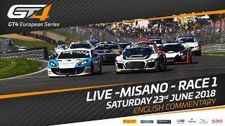 GT4_European - Misano2018 Race 1 Full