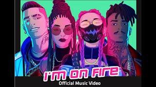 T.R.A.P - I'M ON FIRE (ft BJRNCK, Awich, Krawk, Faruz Feet ) | Music Video - Free Fire
