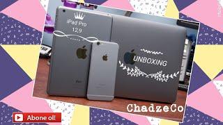 iPad Pro 12,9 Unboxing!