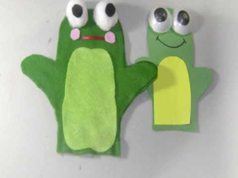 How To Make A Paper Bag Turtle Puppet