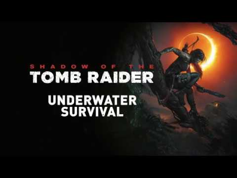 Shadow of the Tomb Raider – Underwater Survival ESRB de Shadow of the Tomb Raider