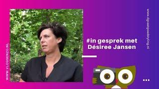 In gesprek met Desiree Jansen