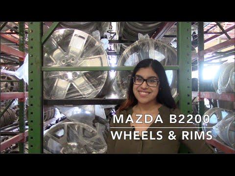 Factory Original Mazda B2200 Wheels & Mazda B2200 Rims – OriginalWheels.com