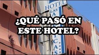 LO QUE PASO EN EL HOTEL LAS AMÉRICAS DE BOLIVIA