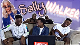 Iggy Azalea   Sally Walker(Reaction)