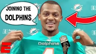Why The Miami Dolphins NEED TO TRADE FOR Deshaun Watson..
