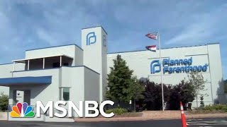 Clinic Prioritizes Patient Care Over GOP Anti-Abortion Stunt   Rachel Maddow   MSNBC