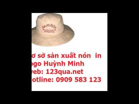 Xưởng sản xuất các mặt hàng mũ nón kết quảng cáo, nón snapback, nón hiphop chất lượng giá rẻ