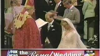 ROYAL WEDDING 1999 - Edward & Sophie (4 of 8)