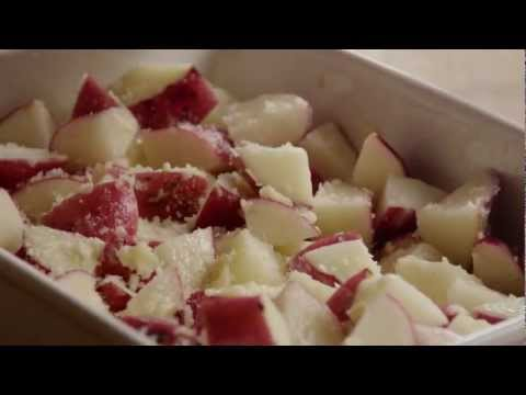 How to Make Garlic Red Potatoes   Red Potato Recipe   Allrecipes.com