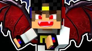 КАК СТАТЬ ВАМПИРОМ ? Майнкрафт Выживание Вампиры Ужасы Ребенок и Девушка Видео для детей Minecraft