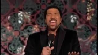 Lionel Richie - Joy To The World (Christmas In Rockefeller Center 2006)