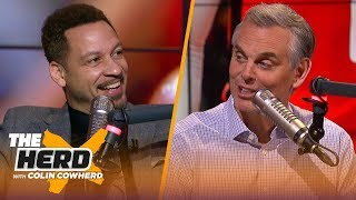 Load management has gone too far, West will come down to Lakers & Clips — Broussard | NBA | THE HERD