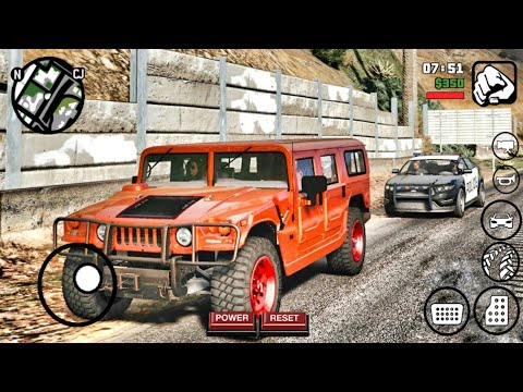 New GTA V Graphics Modpack | Support Android Oreo, Nougat & All