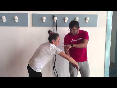 Come mettere una compressa a osteochondrosis