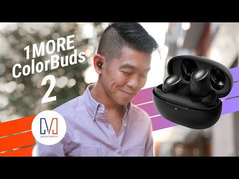 1MORE ColorBuds 2: Budget Active Noise Cancelling Earphones!