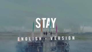 BLACKPINK - STAY - English Version