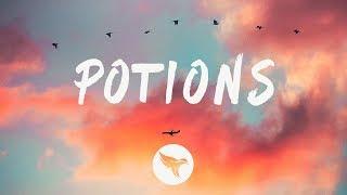 Slander & Said The Sky   Potions (Lyrics) Ft. JT Roach