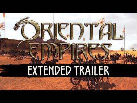 Oriental Empires - Extended Trailer thumbnail
