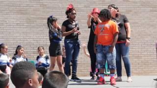 Fourth Grade Dance Battle