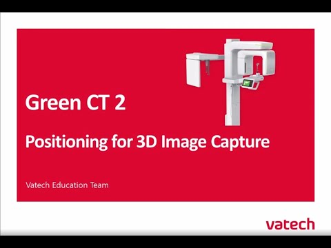 Green 2 - CBCT Positioning and Image Capture Protocol