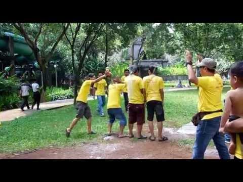 Family gethering  Iga Bakar Mas Arta PLN 2016 Water Boom lippo cikarang !