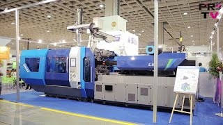 Plastics & Rubber Sources - Hybrid Electric Injection Molding Machine By FCS