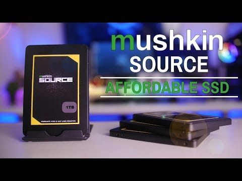 Mushkin Source SSD Review (120GB – 1TB Benchmarks)