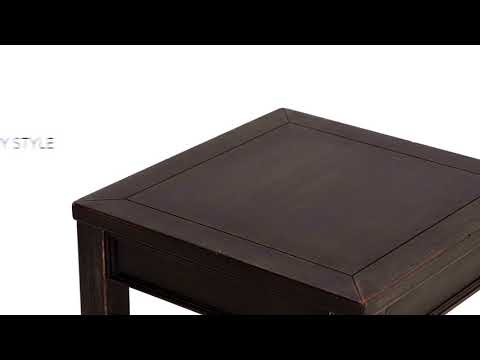 Gavelston T732-2 Square End Table
