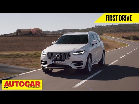2015 Volvo XC90 | First Drive Video Review